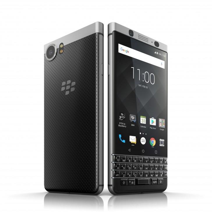 BlackBerry KEYone: официальные технические характеристики