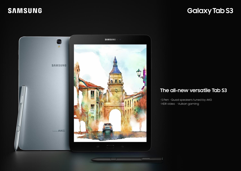Вместо нового телефона Galaxy S8 компания Самсунг представила иные новинки