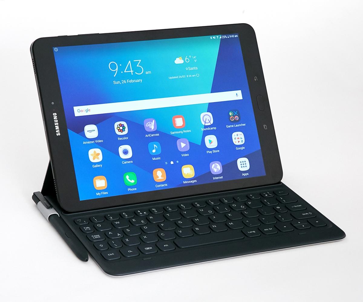 Новые фотографии Самсунг Galaxy Tab S3