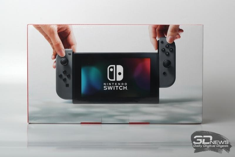 """SuperData: в 2017 годуNintendo Switch разойдётся тиражом пять миллионов консолей"""""""