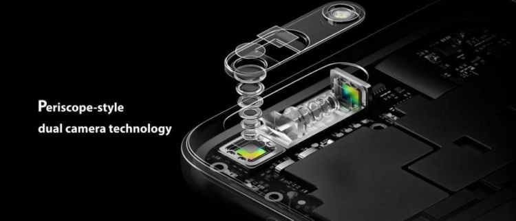 "Видео дня: съёмка на сдвоенную камеру Oppo 5x Dual Camera Zoom при пятикратном зуме"""