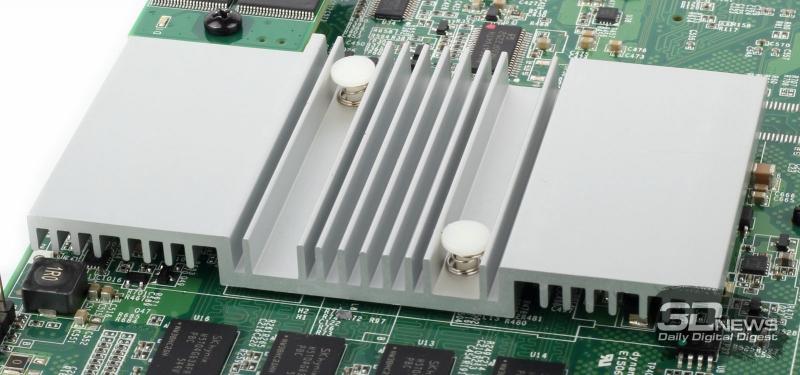 Радиатор центрального процессора