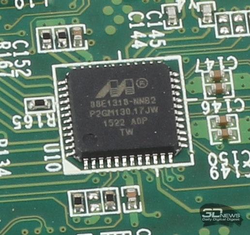 Гигабитный сетевой контроллер
