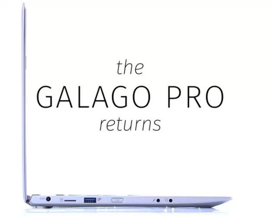 System76 представила компактный Linux-ноутбук Galago Pro