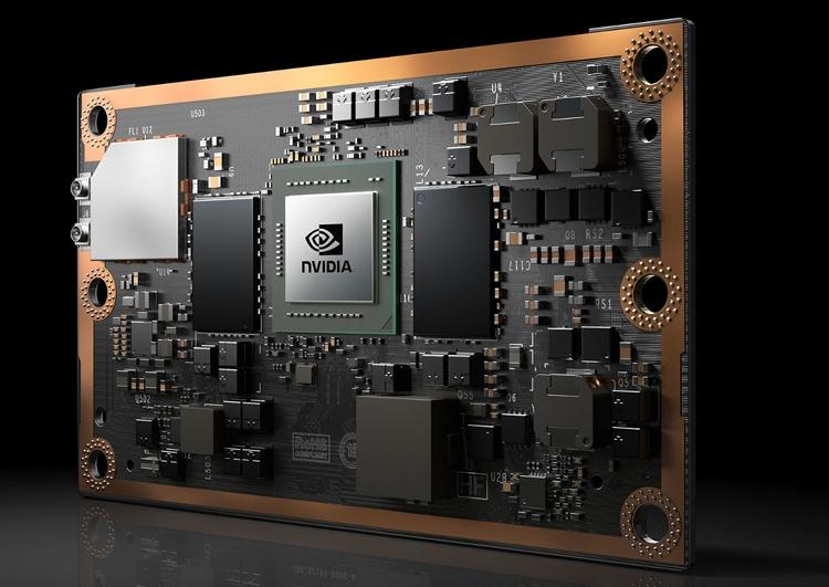 Представлен модуль Nvidia Jetson TX2