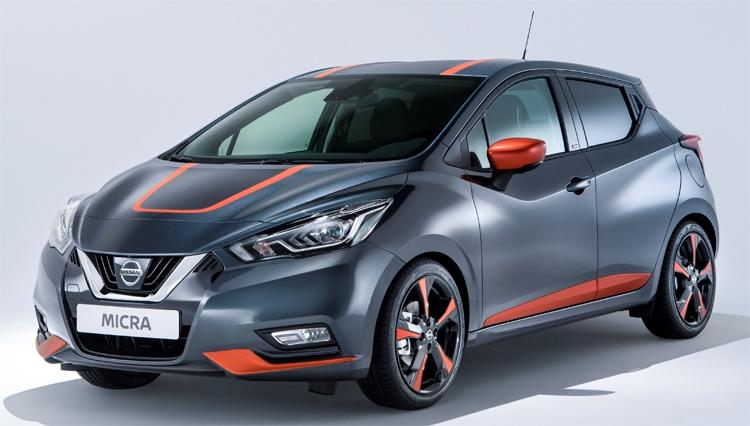 Ценителям качественного звука посвящается: Nissan Micra BOSE Personal Edition