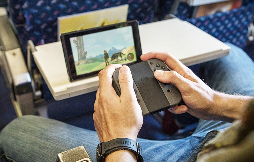 """Nintendo обещает со временем добавить в Switch потоковые службы"""""""