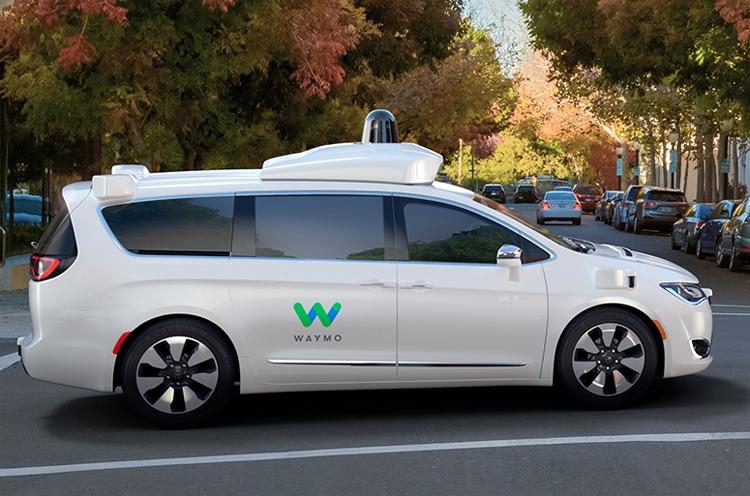 """Waymo планирует добиться судебного запрета на эксплуатацию робомобилей Uber"""""""