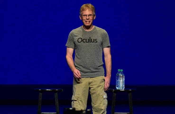 "Технический директор Oculus Кармак подал в суд на ZeniMax"""