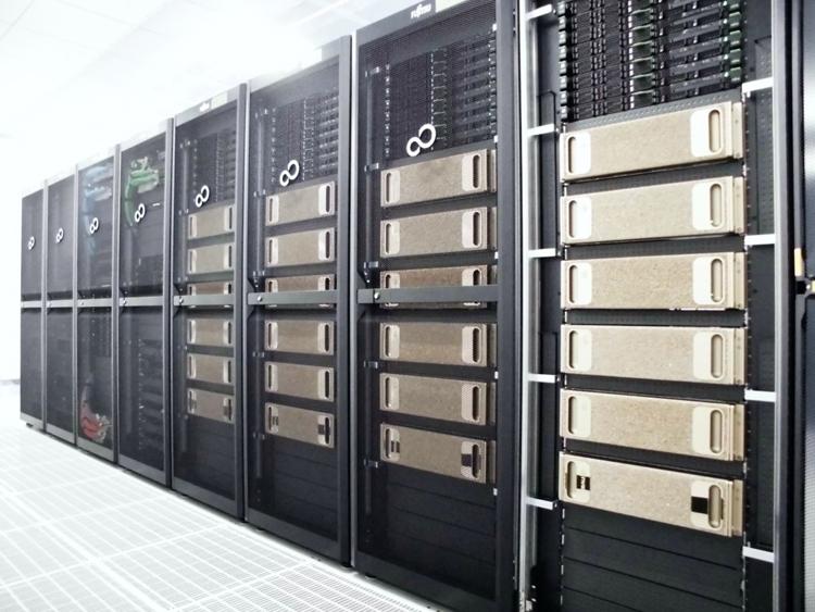 Fujitsu создаст новый суперкомпьютер для исследований в области искусственного интеллекта