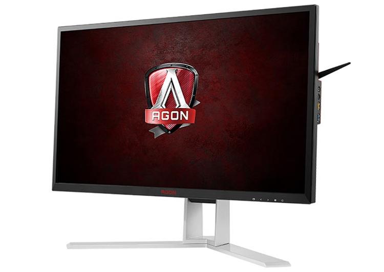 aoc agon ag271ug игровой 4k-монитор поддержкой g-sync