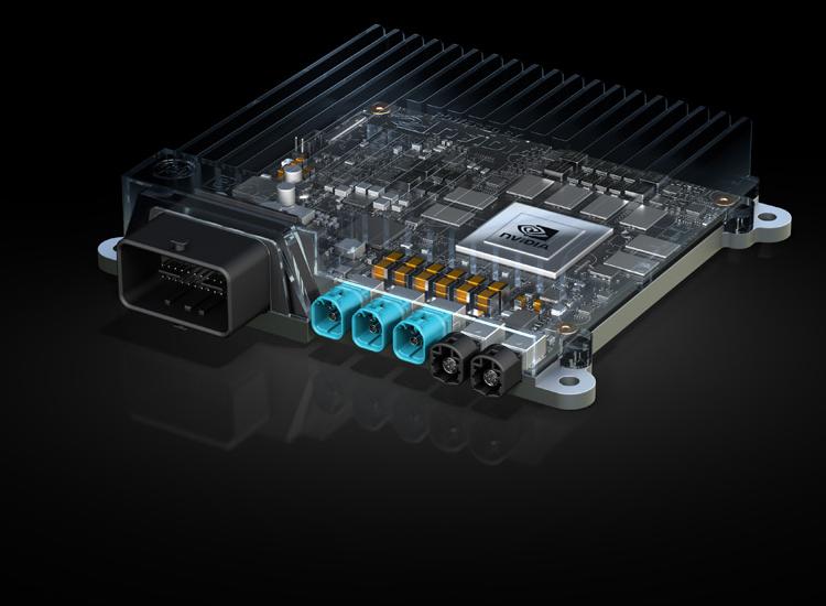 Nvidia иBosch начинают общую разработку беспилотного автомобиля
