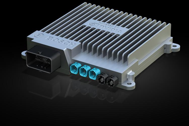 NVIDIA иBosch объединились для разработки автономных авто