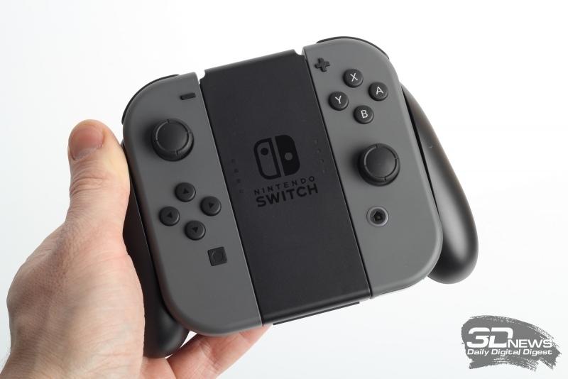 """За первый год Nintendo может произвести в два раза больше консолей Switch, чем планировалось"""""""