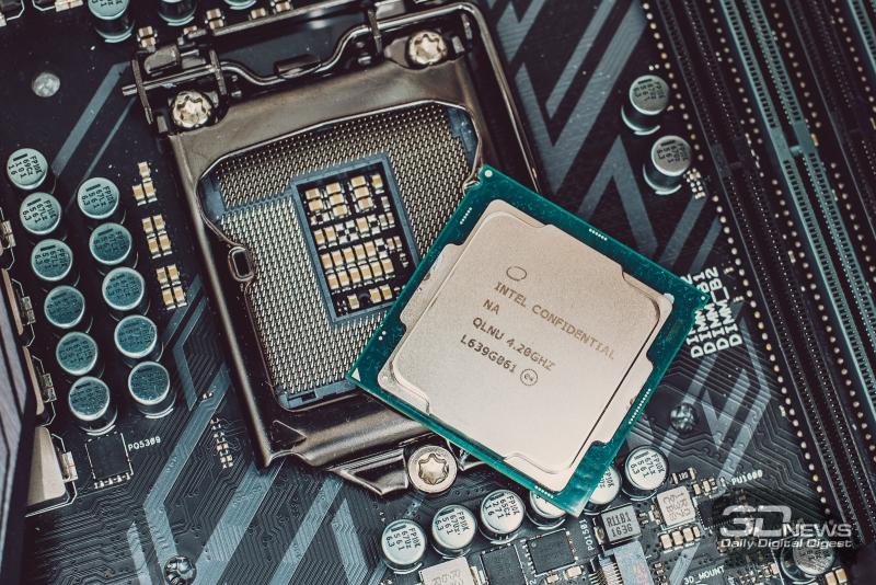 Образец Core i3-7350K