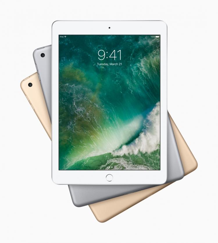 """Apple представила просто iPad"""""""