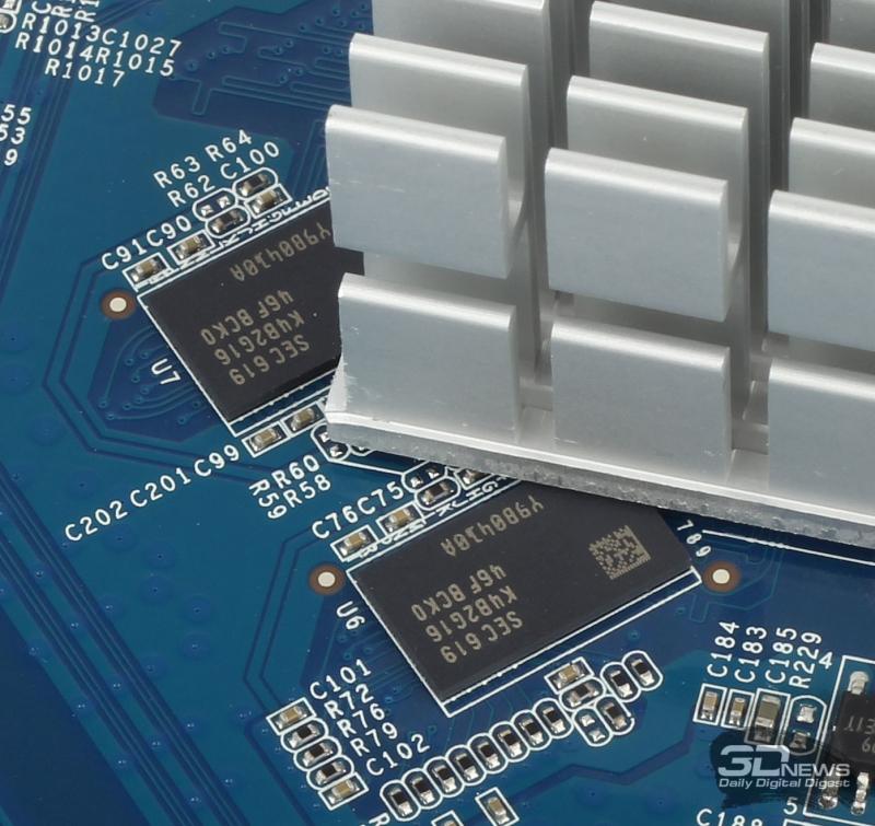 Модули оперативной памяти Samsung K4B2G1646Q-BCK0