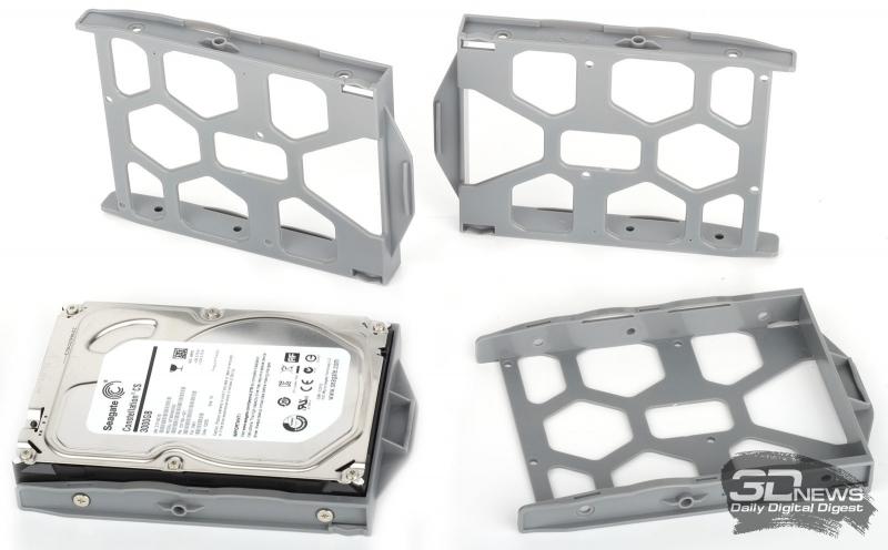 Салазки жёстких дисков