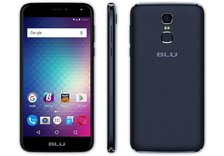 подала суд американского производителя смартфонов blu