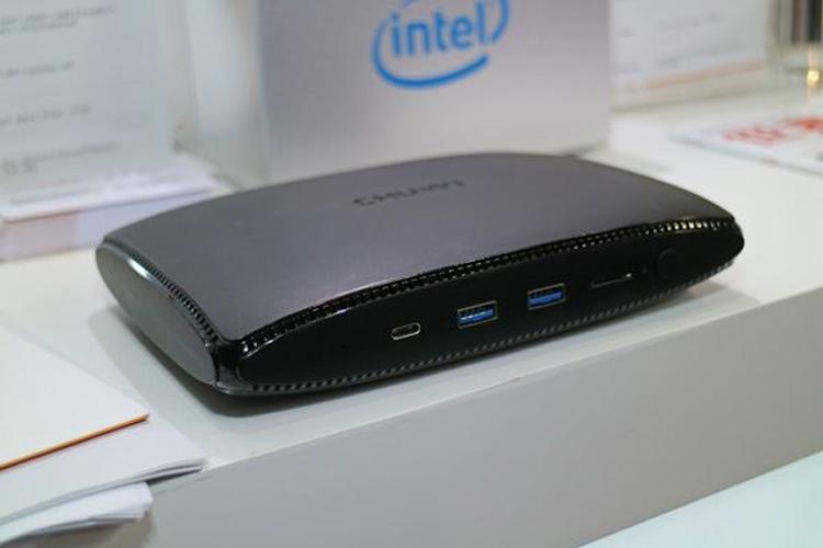 Новый неттоп Chuwi выполнен на платформе Intel Apollo Lake