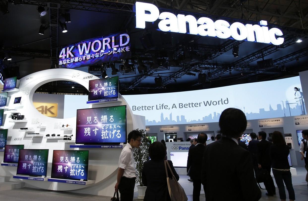 Panasonic увеличит занятый искусственным интеллектом штат в 10 раз