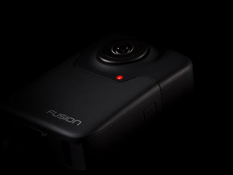 GoPro Fusion: продажи VR-камеры с разрешением 5,2K начнутся не раньше конца 2017 года