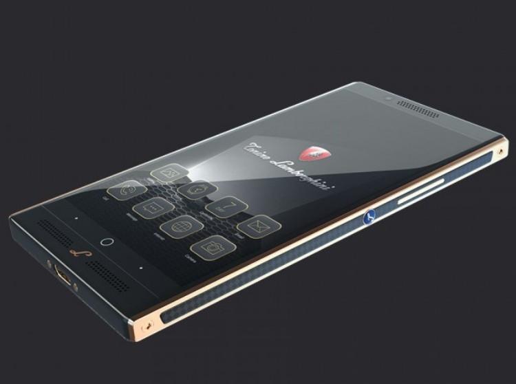 Tonino LamborghiniAlpha One: дизайнерский смартфон на базеSnapdragon 820за $2100