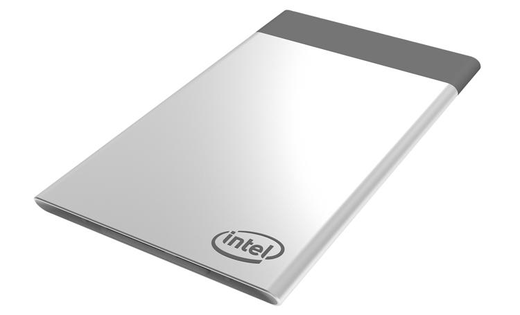 Раскрыты характеристики мини-компьютеров Intel Compute Card