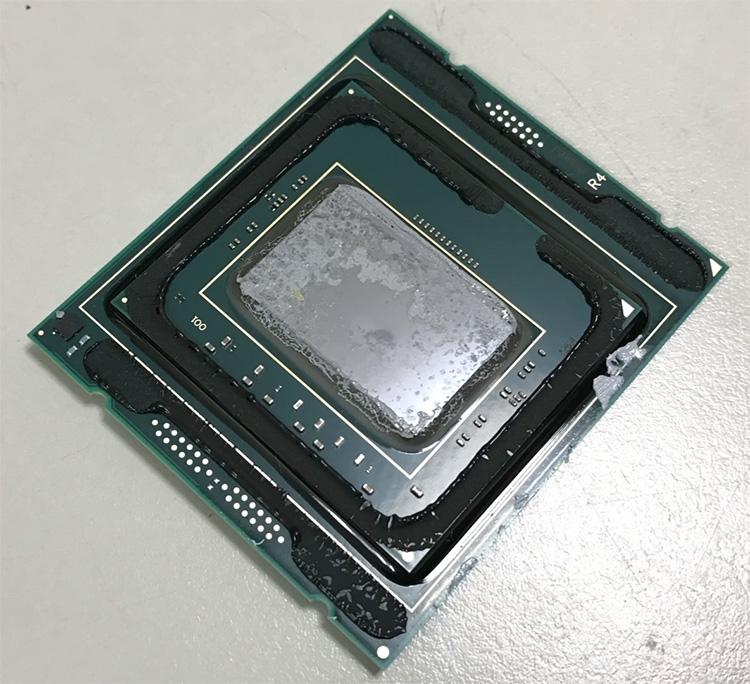 Особенности строения и разгона процессоров Intel LGA2066