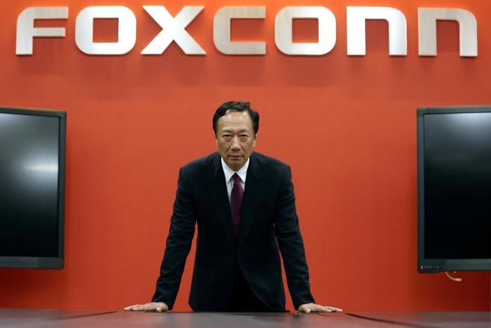 Apple и Dell присоединятся к Foxconn для приобретения полупроводникового бизнеса Toshiba