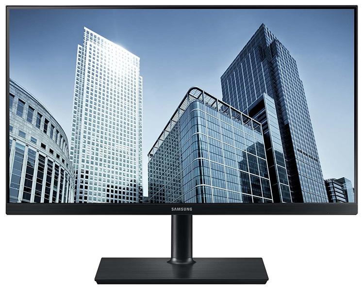 Бизнес-мониторы Samsung S27H850/S24H850 оснащены PLS-матрицей и портом USB-C