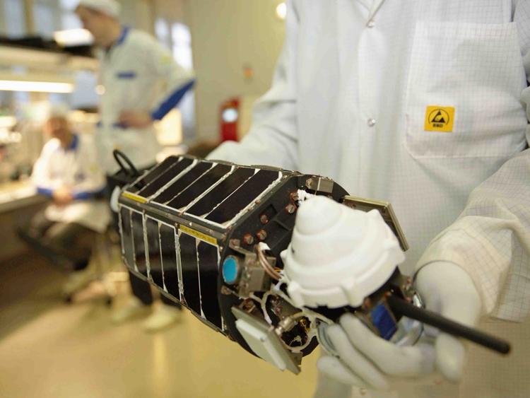 Российский профессиональный наноспутник ТНС-0 №2 доставлен на МКС