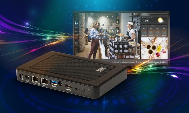 Мини-компьютер VIA ALTA DS 4K рассчитан на применение в коммерческой сфере