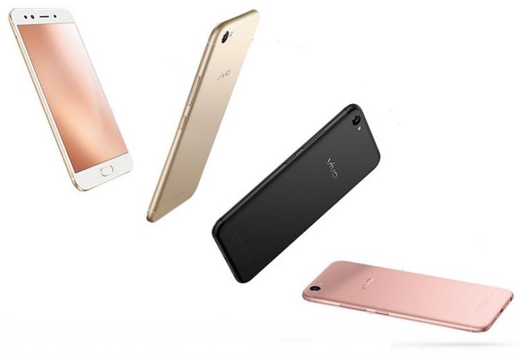 Vivo X9s и X9s Plus: смартфоны с двойной фронтальной камерой