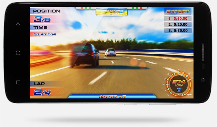 ZTE Blade Spark: стодолларовый смартфон с 5,5-дюймовым дисплеем