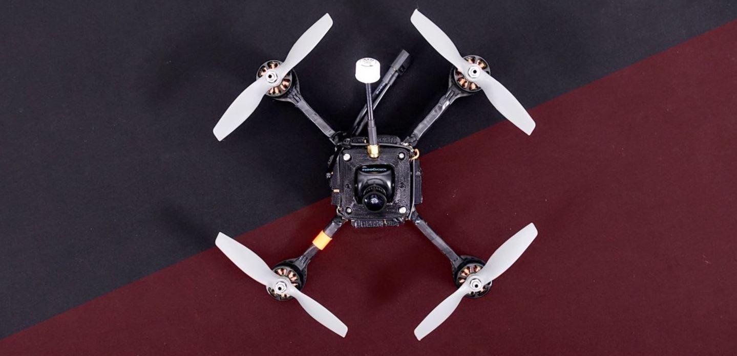 В Книге рекордов Гиннесса зарегистрирован самый быстрый беспилотник от Drone Racing League
