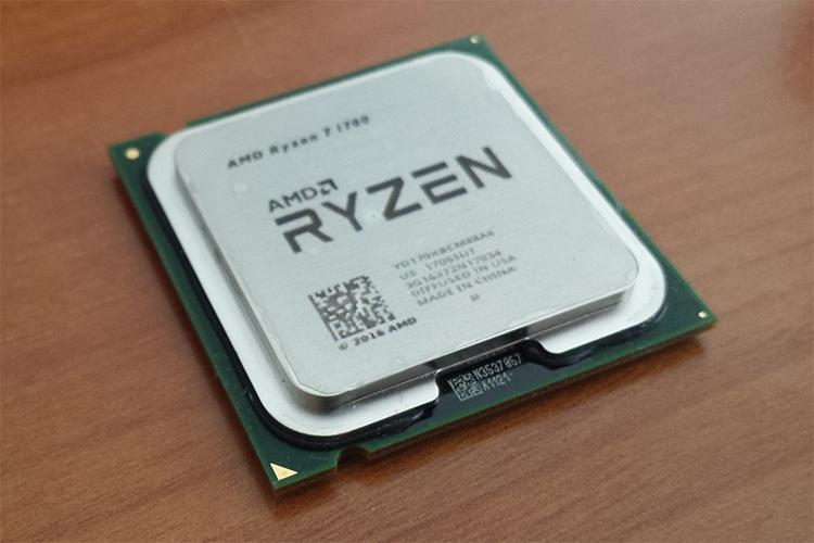 В продаже замечены поддельные AMD Ryzen 7, сделанные из Celeron