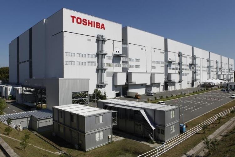 Фабрика раздора: Toshiba и WD не поделили финансирование Fab 6