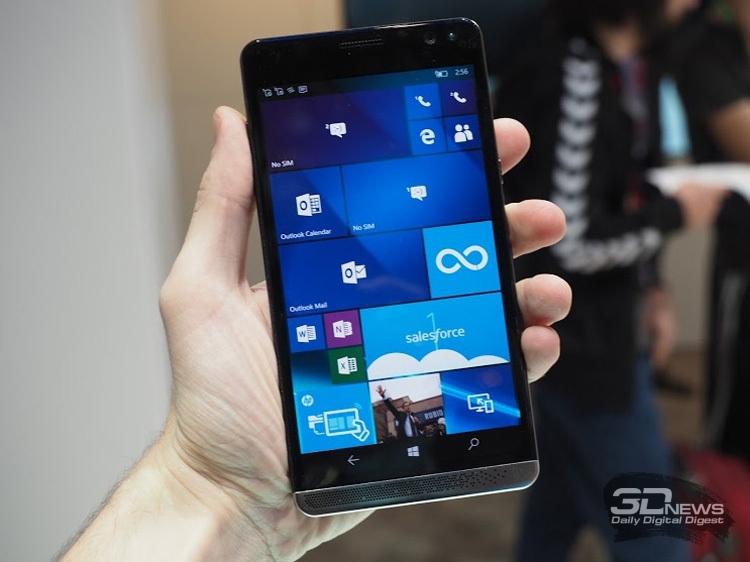 HP рассматривает Android в качестве платформы для преемника фаблета Elite X3