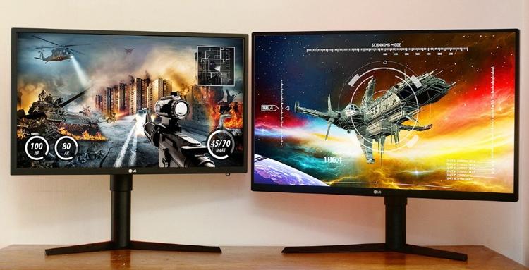 новые игровые мониторы дебютируют выставке ifa 2017