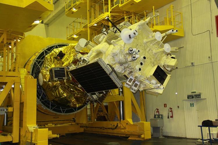 Новый ДЗЗ-спутник «Метеор-М» готовится к запуску