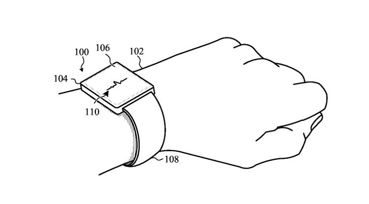 В Apple придумали самозатягивающиеся ремешки для смарт-часов