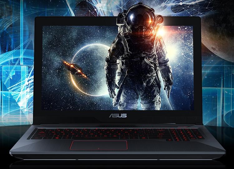 Ноутбук ASUS FX503: не ROG, но рядом