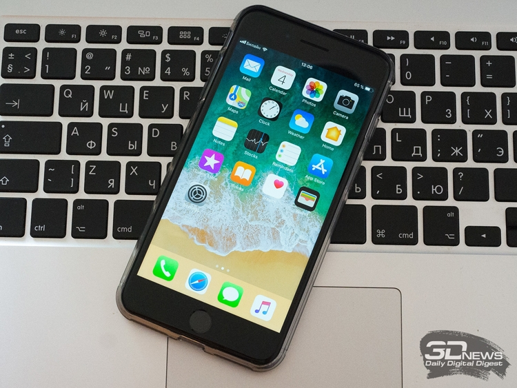 ФАС заинтересовалась ценами на iPhone 8