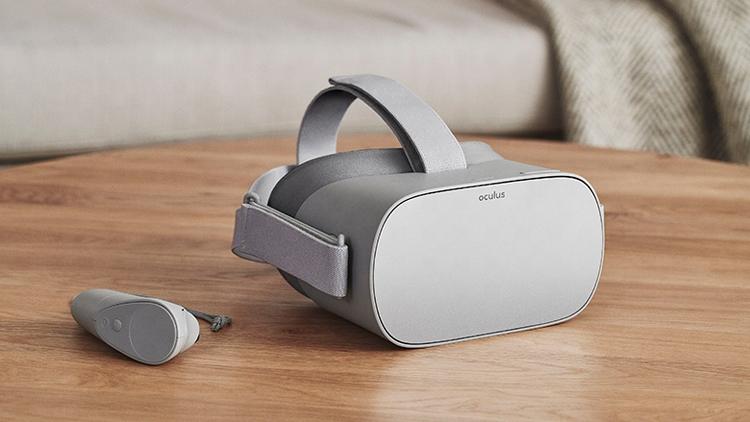 Oculus Go: самодостаточный VR-шлем за $200