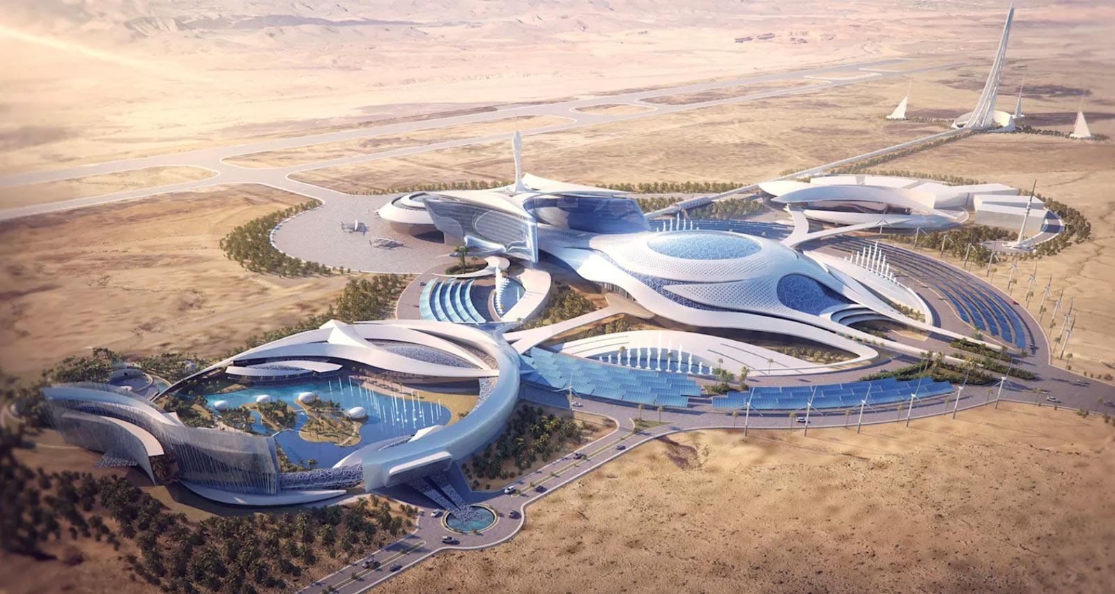 Саудовская Аравия собирается вложить $1 млрд в космический туризм Virgin