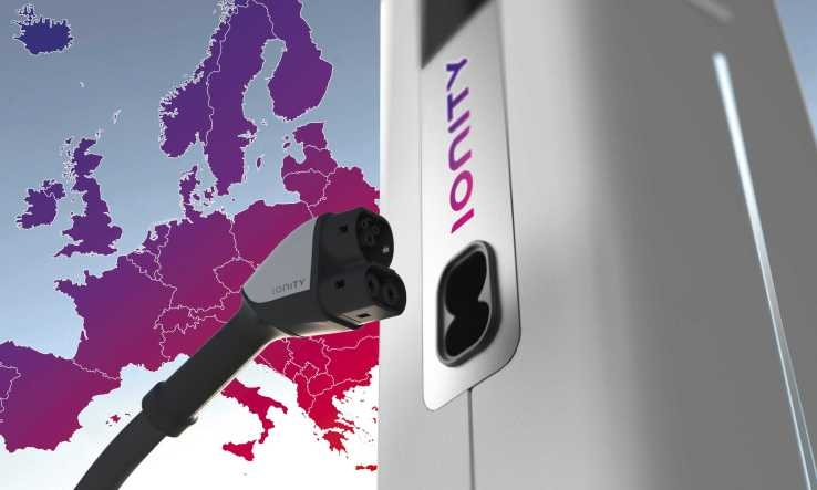 BMW, Daimler, Ford и Volkswagen создадут обширную сеть станций для быстрой зарядки электрокаров