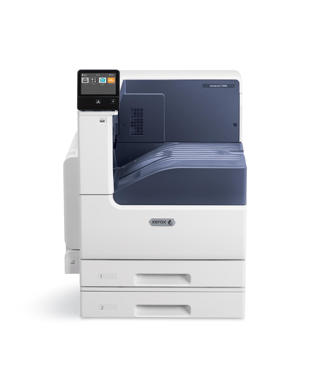 Цветной принтер Xerox VersaLink C7000 формата A3 для средних и малых рабочих групп