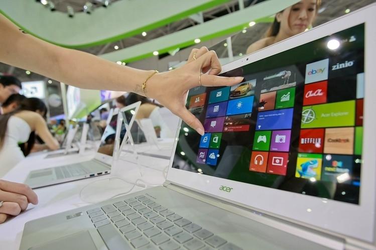 Acer получила самую высокую прибыль за семь лет