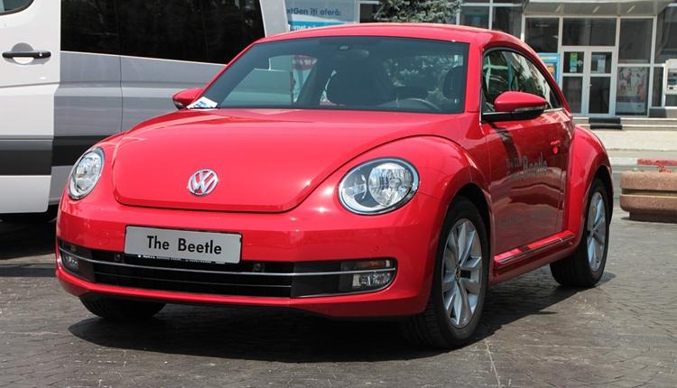 Volkswagen обсуждает концепцию электрического «Жука»
